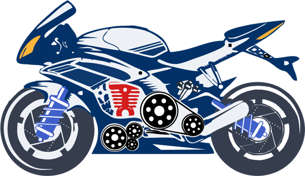 Tips: Motorbike Servicing for Maintain and clean your motorcycle to better resell it