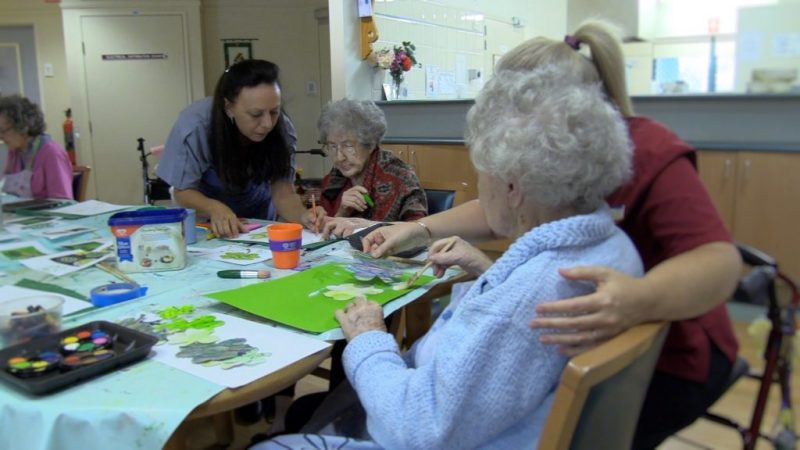 Aged  Care Support Services for the Elderly in Australia