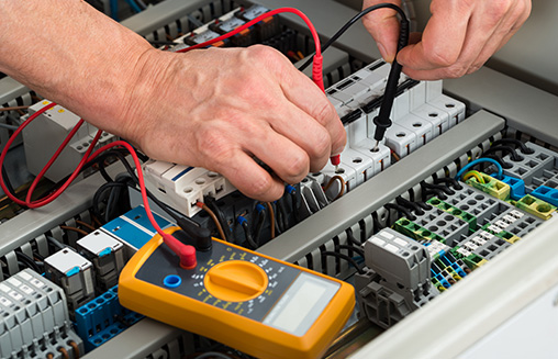 The right Electrical solution for the warehouse